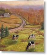 Early Spring Vermont Metal Print