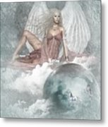 Earth Angel 2 Metal Print