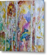 Earth Changes and so do I Metal Print