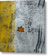 Earth-the Dangers Of Loneliness     Metal Print
