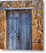 Earthen Colors Metal Print