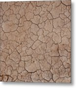 Earth's Crust II Metal Print