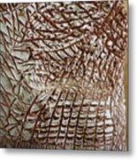 Earths Yield - Tile Metal Print