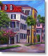 East Bay - Charleston  Metal Print