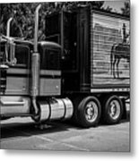 East Bound And Down Metal Print