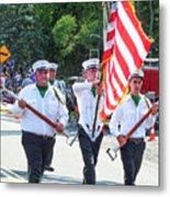 East Durham Volunteer Fire Company Inc 1 Metal Print