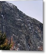 East Face Of Canon Mountain Metal Print
