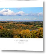East Grinstead Metal Print