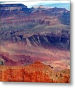 East Rim View Metal Print