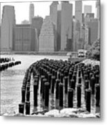 East River #1 Metal Print