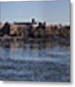 East River Panorama Metal Print