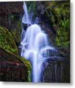 Eastatoe Falls Detail #8 Metal Print
