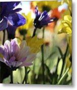 Easter Bouquet  Metal Print
