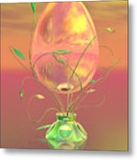 Easter Egg Metal Print