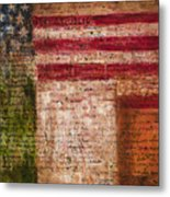 Easter Rising Metal Print