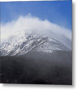 Eastern Slopes Of Mount Washington New Hampshire Usa Metal Print