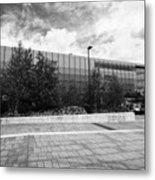 eastside millennium point building Birmingham UK Metal Print