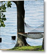 Easy Living Metal Print