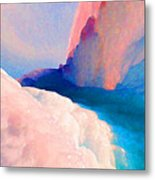 Ebb And Flow Metal Print