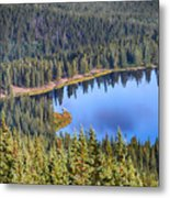 Echo Lake 7 Metal Print