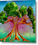 Eden's Tree Metal Print