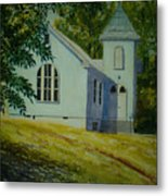 Edgemont Baptist Church Metal Print