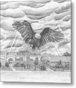 Edgerton School Metal Print
