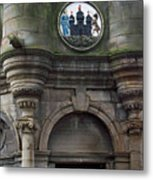 Edinburgh Church Metal Print