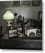 Edison's Summer Home 0434 Metal Print