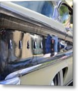 Edsel On Parade Metal Print