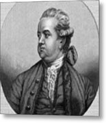 Edward Gibbon, English Historian Metal Print
