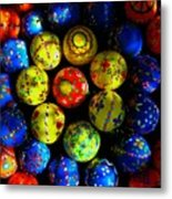 Egg - Parade Metal Print