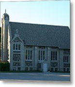 Egg Harbor Church Metal Print