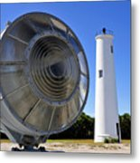 Egmont Key Lighthouse 1858 Metal Print