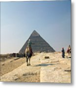 Egypt - Pyramid3 Metal Print