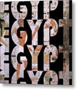 Egypt 6 Metal Print