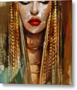 Egyptian Culture 4 Metal Print