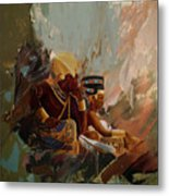Egyptian Culture 44b Metal Print