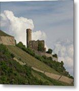 Ehrenfels Castle 04 Metal Print