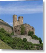 Ehrenfels Castle Squared 02 Metal Print