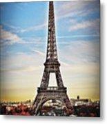 Eiffel Tower 2 Metal Print