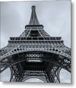 Eiffel Tower 3 Metal Print