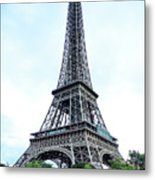 Eiffel Tower 9 Metal Print
