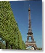 Eiffel Tower-9 Metal Print