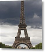 Eiffel Tower. Paris Metal Print
