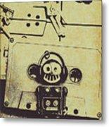 Eighties Rewind  Metal Print