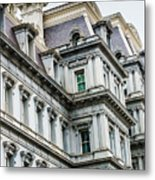 Eisenhower Building Metal Print