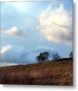 El Dorado Hills Skyscape Metal Print