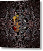 El Tormento / The Torment Metal Print