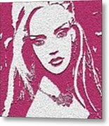 Elaina Metal Print
